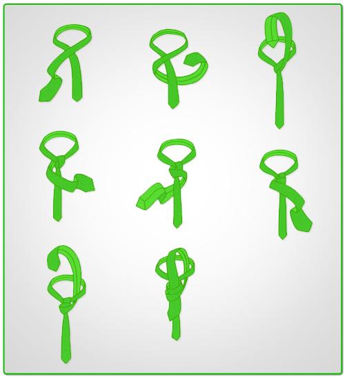 Krawattenknoten-binden.com